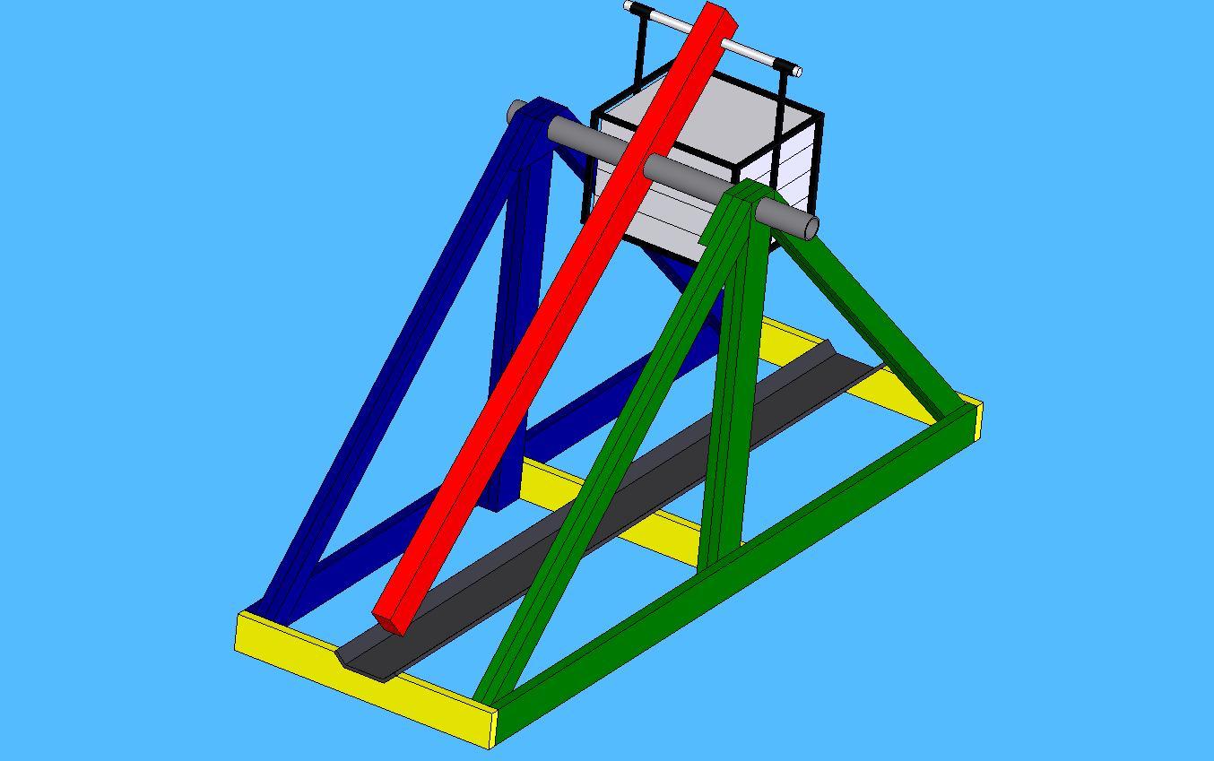 Simple Trebuchet Design